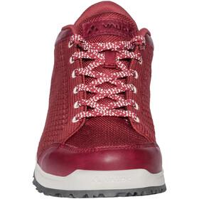 VAUDE UBN Levtura Naiset kengät , punainen
